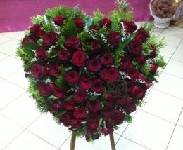 Serce z Róży