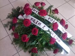 Palma pogrzebowa z Róży